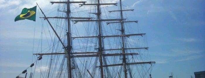 Marinha do Brasil is one of Orte, die Cris gefallen.