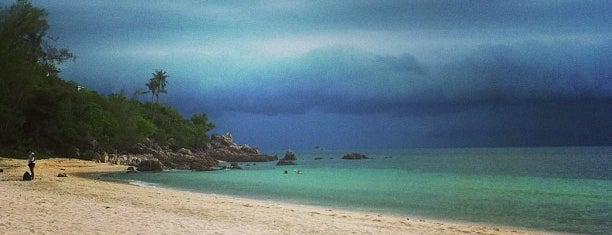 Secret Beach is one of Locais curtidos por Ankur.