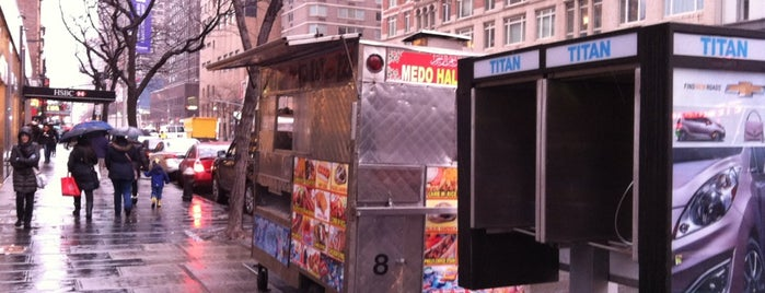 Medo Halal Food is one of Food Truck.