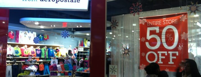 P.S. from Aéropostale is one of Queens Center Mall.