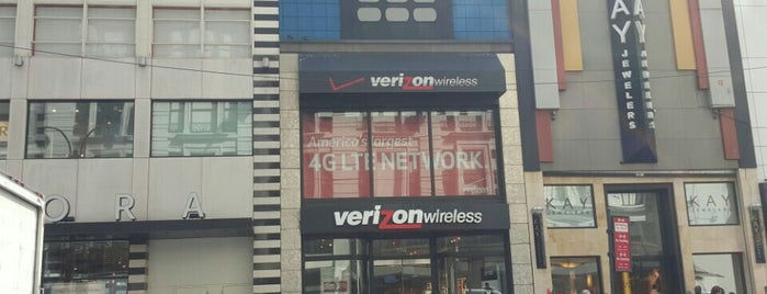 Verizon - Closed is one of NY, NY.