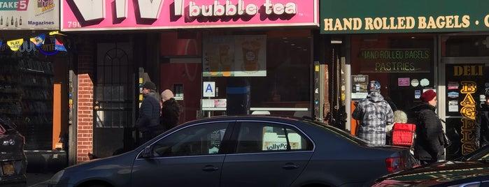Vivi Bubble Tea is one of Tempat yang Disukai Ailie.
