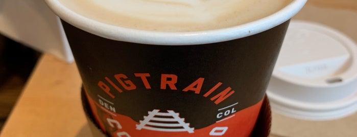 PigTrain Coffee is one of Jose : понравившиеся места.