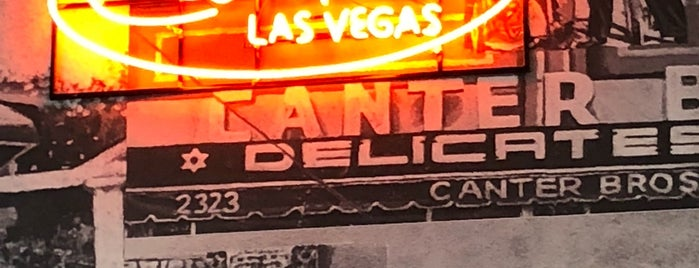 Canter's Las Vegas is one of Las Vegas.