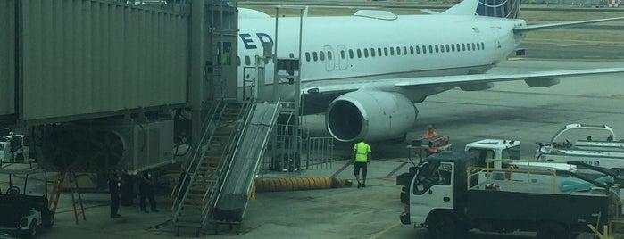 John Wayne Airport (SNA) USO is one of Lieux qui ont plu à Farouq.