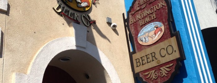 Huntington Beach Beer Co. & Restaurant is one of Locais curtidos por Smplefy.