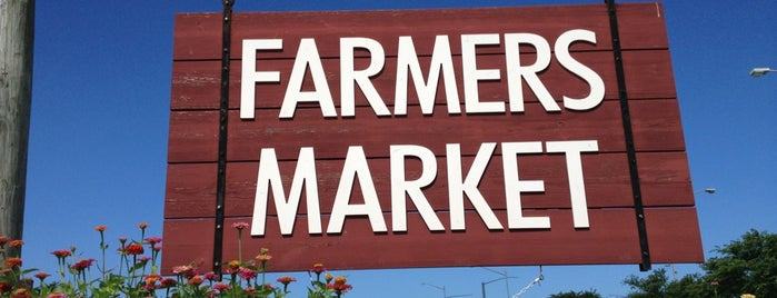 Virginia Beach Farmer's Market is one of Virginia Beach.
