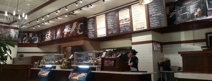 Corner Bakery Cafe is one of Eats.