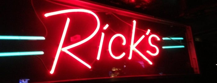 Rick's American Cafe is one of Dara's Ann Arbor Favorites.