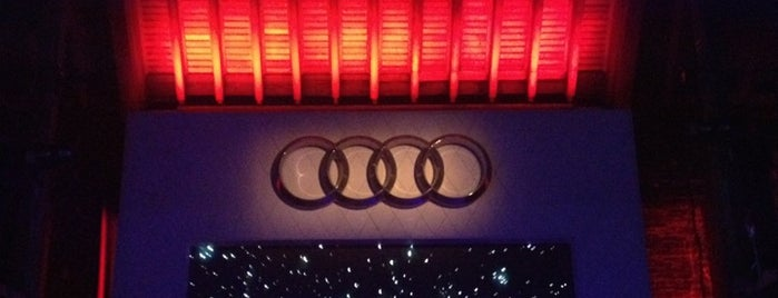 Audi Superbowl Party is one of Minhas diversões.
