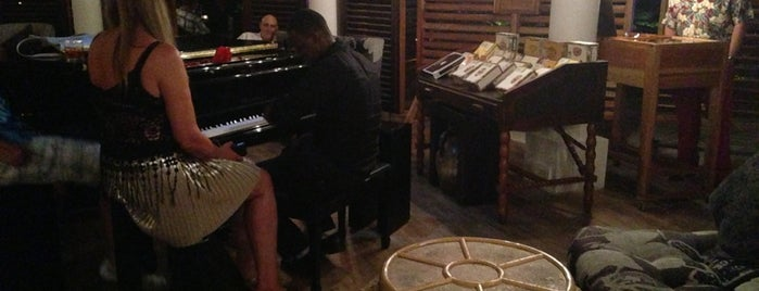 Piano Bar is one of Jamaica.