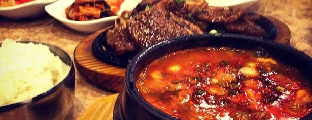 Best Korean Restaurants In Koreatown K Town