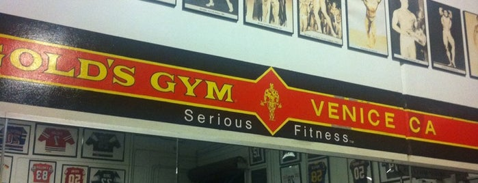 Gold's Gym is one of To Do or Done!.