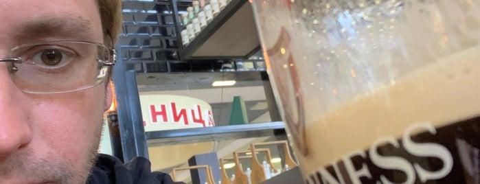 Guiness Irish Pub is one of Все пабы Москвы.