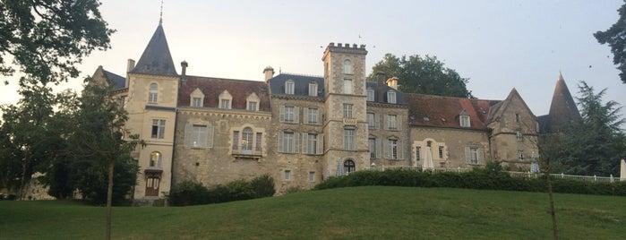 Château de Fère-en-Tardenois is one of Lugares favoritos de Jules.
