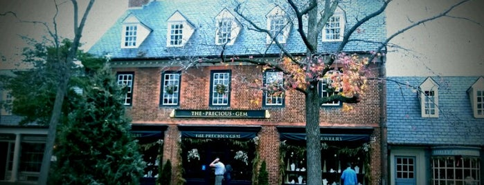 Merchants Square is one of Explore Colonial Williamsburg & Jamestown.