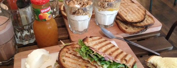 The Crock 'n' Roll is one of lyon cafe & breakfast.