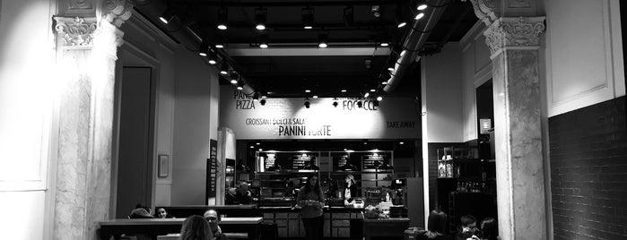 Il Mercato del Duomo is one of i posti di Nat - mangiare a Milano.