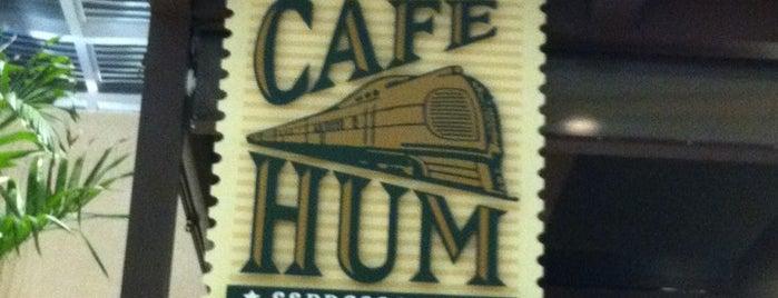 Café Hum is one of Dani 님이 좋아한 장소.