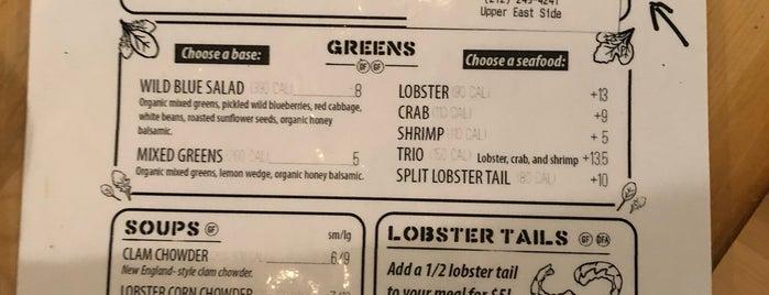 Luke's Lobster is one of Lugares favoritos de Marc.