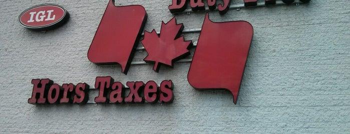 Duty Free Canada is one of Julie : понравившиеся места.