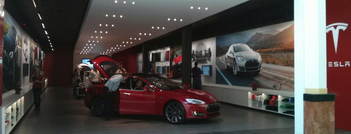 Tesla Motors is one of Philadelphia.
