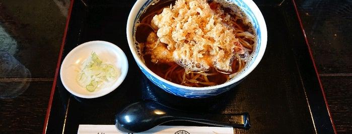 手打ちそば 大徳 is one of Orte, die Tamaki gefallen.