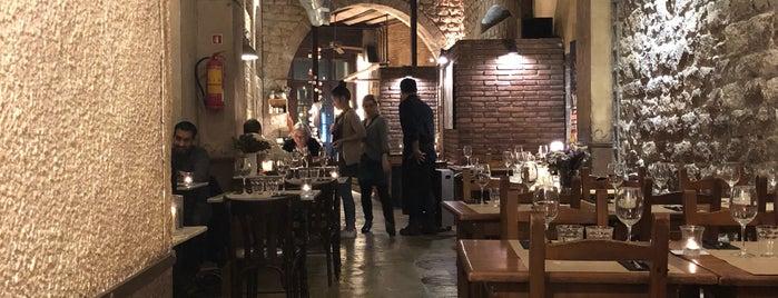 L'antic Bocoi del Gòtic is one of Restaurantes Bcn.