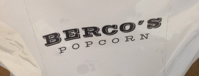Berco's Popcorn is one of Chicago.
