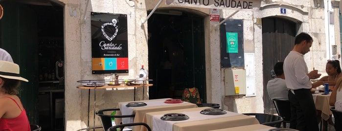 Canto Saudade is one of Lisboa.