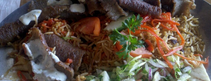 Ariana Kabob And Gyro Bistro is one of Mpls food.