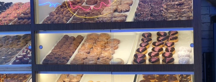 Sublime Doughnuts is one of Atlanta food.
