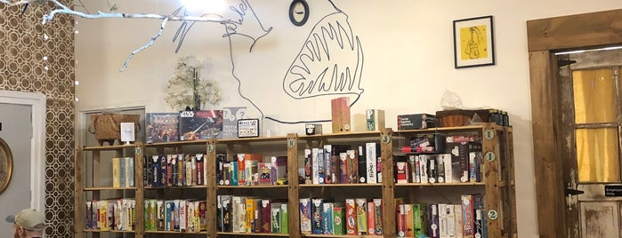 Tabletop is one of Board Game Cafes.