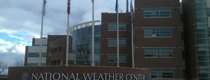 National Weather Center is one of University of Oklahoma.