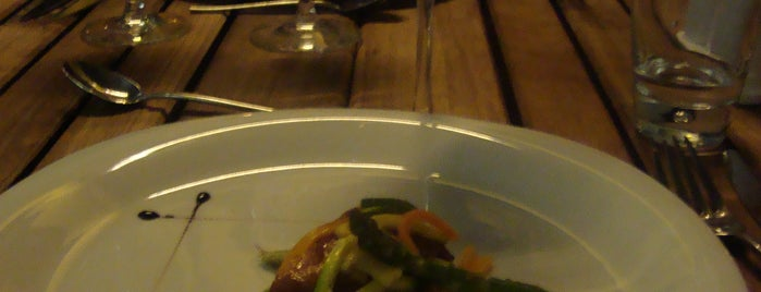 Restaurante Meritiamo is one of Lugares que visitar.