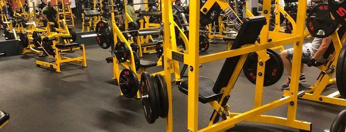 GoodLife Fitness Scarborough Kingston and Eglinton is one of Barbara'nın Beğendiği Mekanlar.