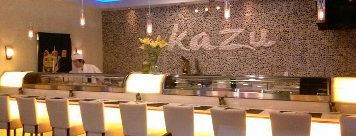 kazu Japanese Restaurant is one of Leggo!.