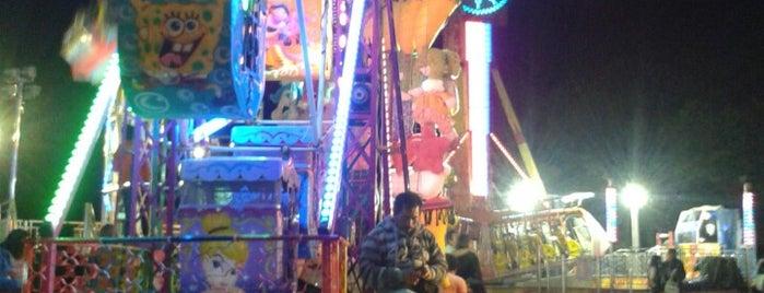 Expo Feria Banderilla (Recinto Ferial) is one of Posti che sono piaciuti a Karen M..