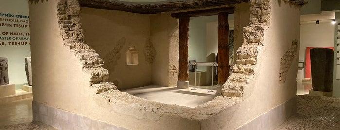 Gaziantep Arkeoloji Müzesi is one of Gaziantep.