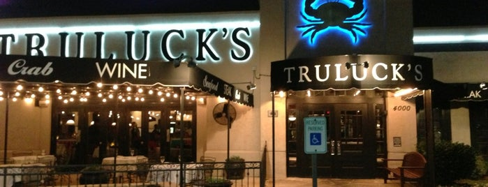 Truluck's Seafood Steak & Crab is one of ATX Seafood.