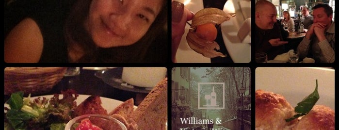 William & Victoria is one of Harrogate.