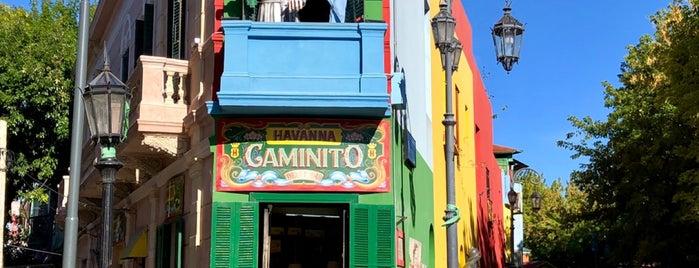 La Boca is one of Buenos Aires- El Calafate.