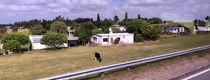 Colonia Valdense is one of Uruguay.