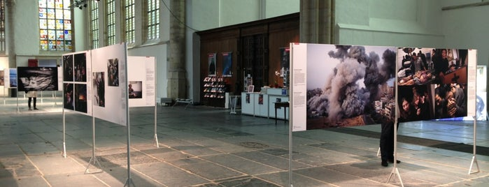 World Press Photo is one of Amsterdam.