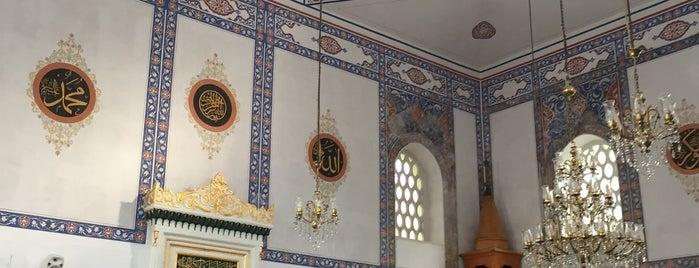 Bandırma Haydar Çavuş Camii is one of bulunduğum yerler.