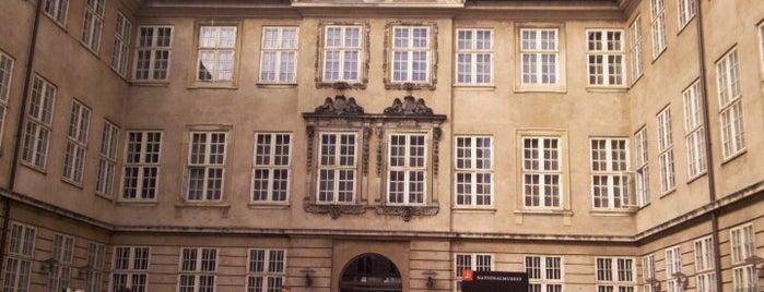 Nationalmuseet is one of Copenhagen (attractions).