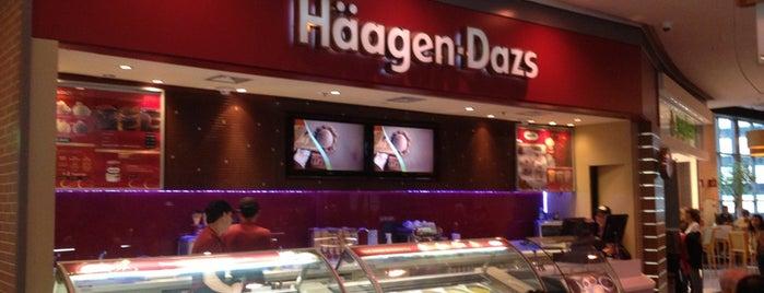 Häagen-Dazs is one of Must-visit Food in São Paulo.