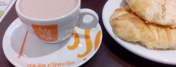 Grão Espresso is one of Lieux qui ont plu à Luiz.
