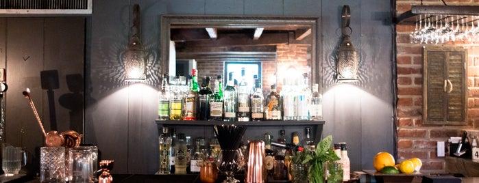King's Tavern Natchez is one of F&W's Coziest Restaurant.