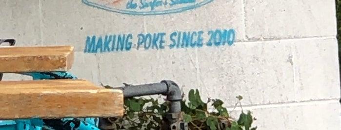 Poke-Poke is one of Austin Healthy-ish Eats.